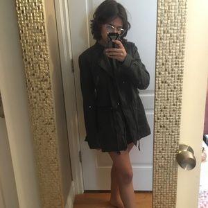 MOSSIMO | Trendy Utility Jacket (Dark Grey)